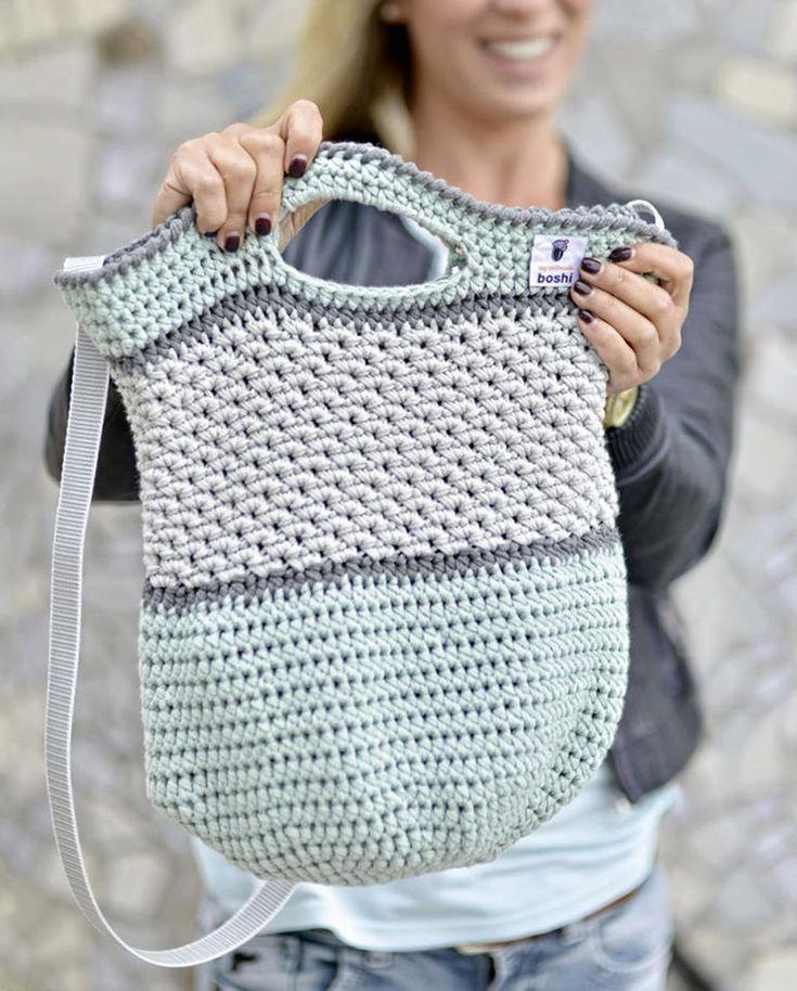 Haben Sie Lust eine Handtasche selber zu gestalten? Dann versuchen Sie sich doch...