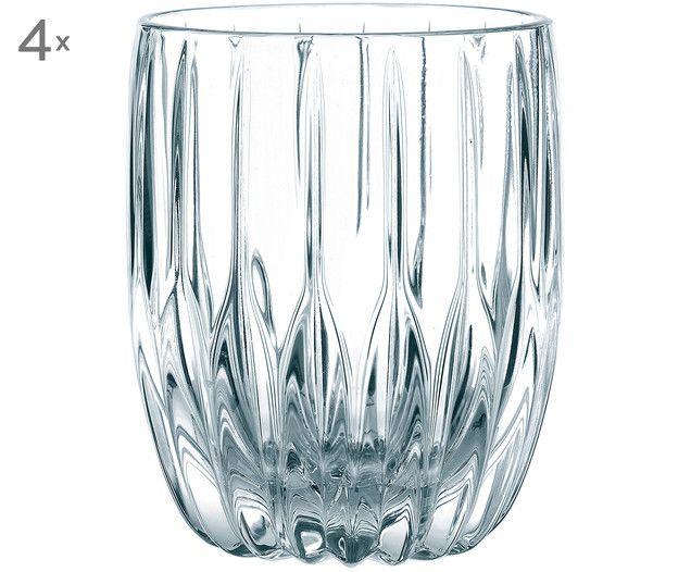 Kristall-Whiskygläser Prestige, 4 Stück Jetzt bestellen unter: https://moebel.ladendirekt.de/kueche-und-esszimmer/besteck-und-geschirr/glaeser/?uid=852f82a9-8377-5331-92ae-98716d0d40f9&utm_source=pinterest&utm_medium=pin&utm_campaign=boards #geschirr #kueche #glaeser #esszimmer #besteck