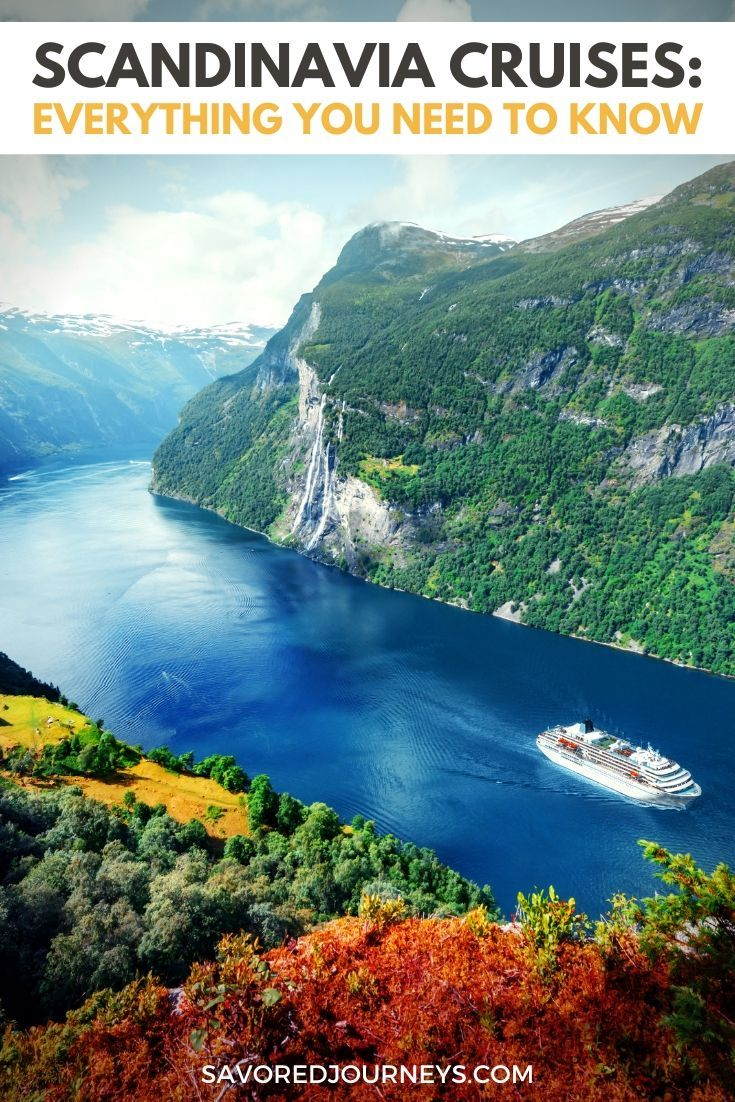 Scandinavia Cruises Everything You Need To Know To Start Planning Scandinavia Cruise Cruise Cruise Holidays