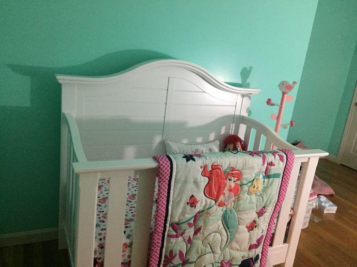 Little Mermaid Nursery Baby S Room Mermaid Nursery