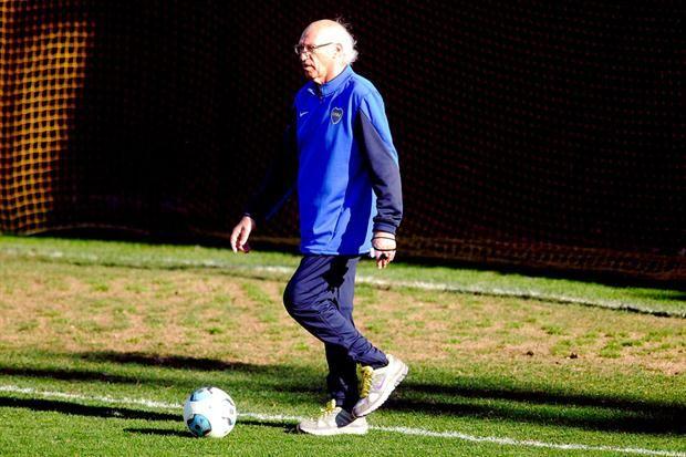 """Carlos Bianchi: """"Boca juega mejor que el torneo pasado, no que el año pasado"""" - Torneo Inicial - canchallena.com"""