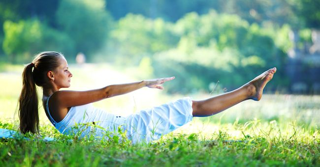 Pilates: gli esercizi base