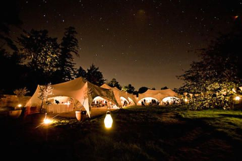 Ultimate Guide To Wedding Tents, Marquees, Yurts, Tipis | Bridal Musings Wedding Blog 4