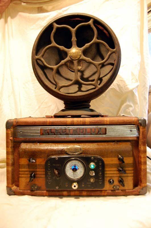 Analog Radio vacuum tube heaven