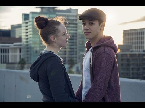 Sweater Weather | Kyle Hanagami & Haley Fitzgerald - YouTube