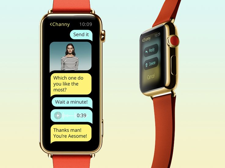 Apple Watch, Android Wearalbe