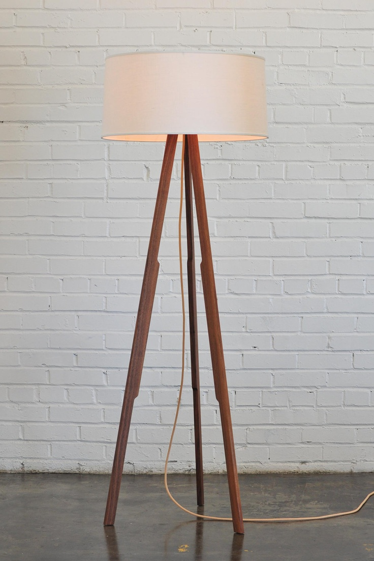 best lamp idea images on pinterest  lights home and lamp design - modern floor lamp (whitegold)