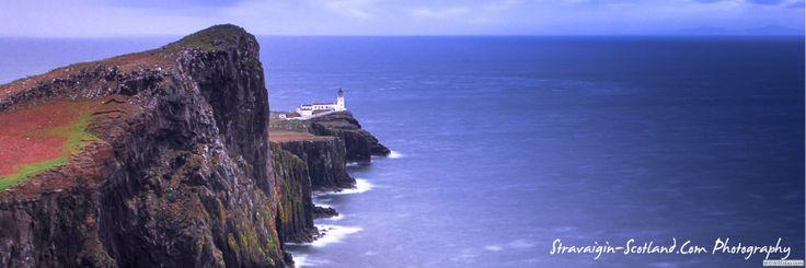 Niest Point Lighthouse, Isle of Skye