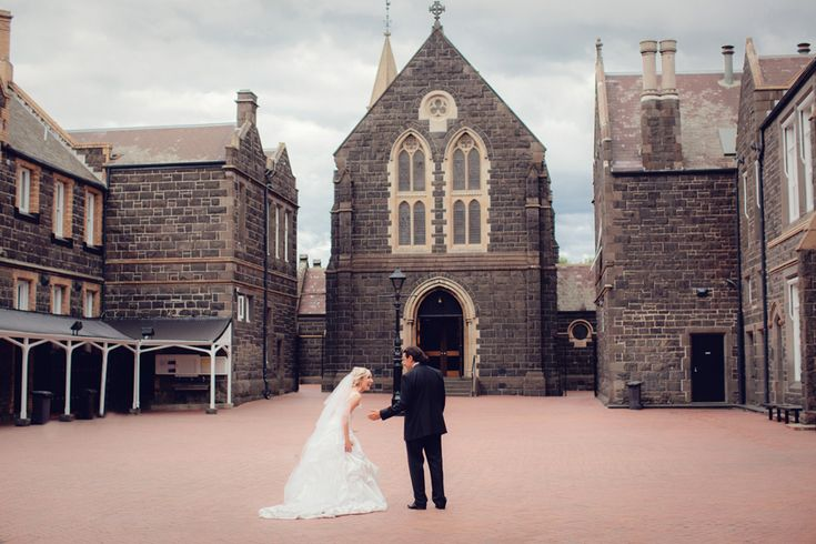 Angie Baxter Wedding Photography Chapel of St Peter, Melbourne Grammar