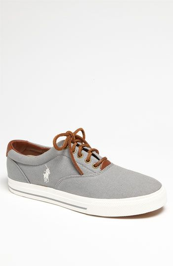 Polo Ralph Lauren 'Vaughn' Sneaker available at #Nordstrom These are some good looking shoes