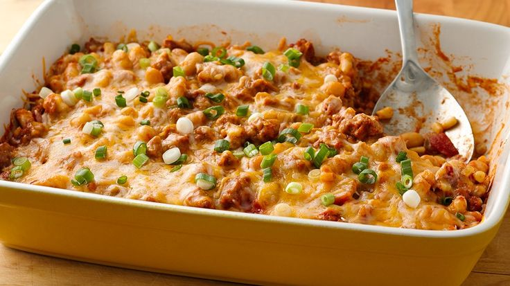 These 12 family-favorite casseroles are made easy with our favorite baking dish.