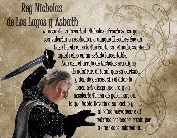 Rey Nicholas de Los Lagos y Asbath