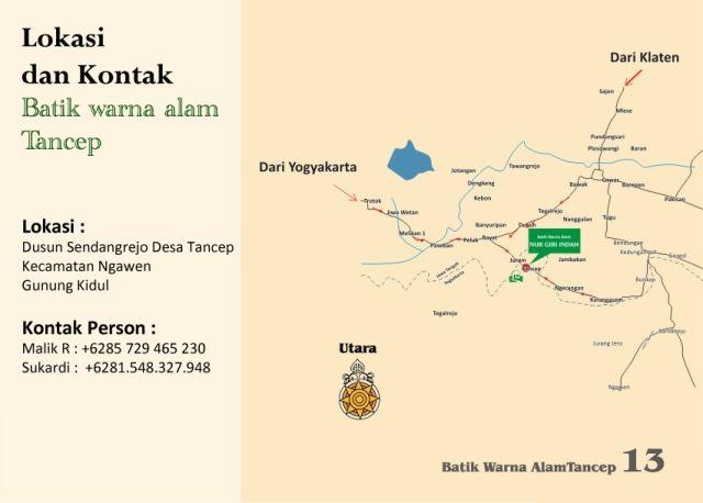 Balai Desa Tancep in Yogyakarta, DI Yogyakarta