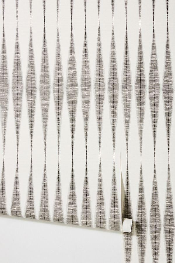 Magnolia Home Handloom Wallpaper In 2020 Magnolia Homes Wallpaper Print Wallpaper