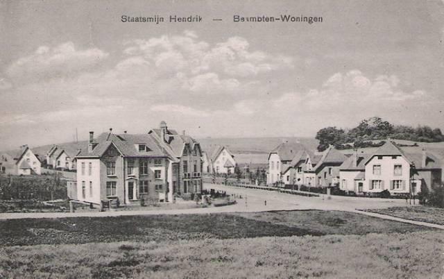 Beambtenwoningen, Brunssum