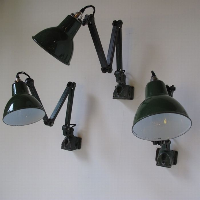 anglepoise wall mounted