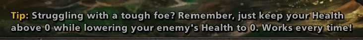 Finally some useful tips in the loading screen #worldofwarcraft #blizzard #Hearthstone #wow #Warcraft #BlizzardCS #gaming