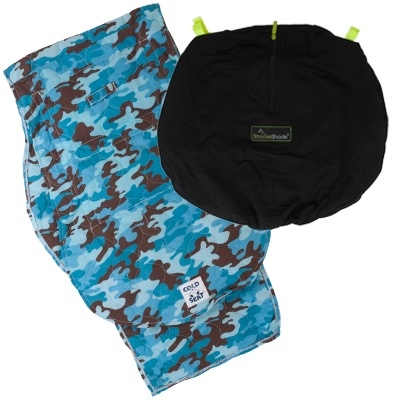 Blue Camo Freezable Seat Cooler By Cold Seat For 49 99