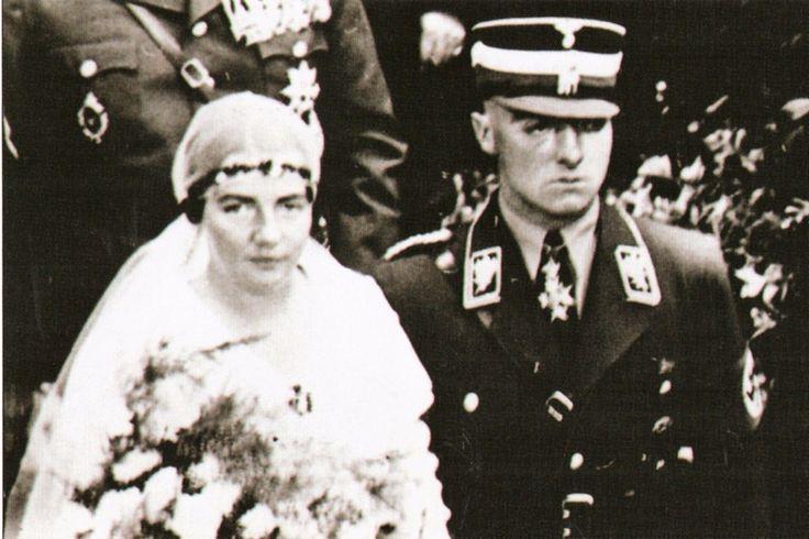 WW2 - Mariage de Karl Ernst, le SA incendiaire du Reischstag de Berlin   eBay