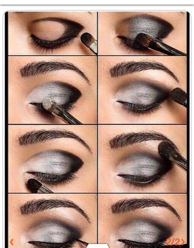 Simple Steps To Perfect Eyeshadow! :) Enjoy. & Please LIKE.