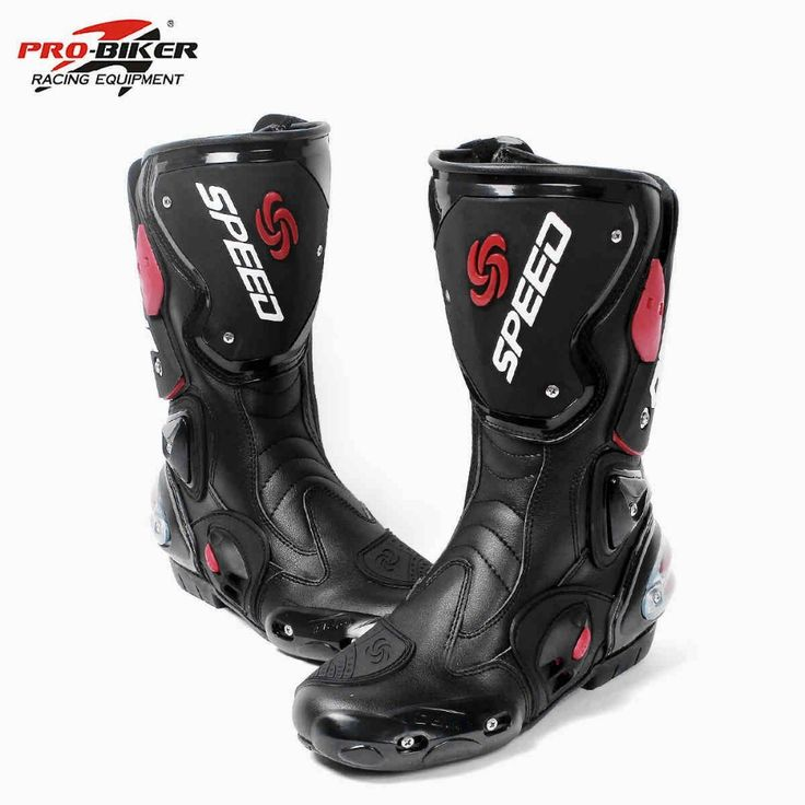 ==> [Free Shipping] Buy Best Motorcycle Shoe Sport Motocross Cycling Long Boots Off-Road Racing Gears Moto Accessories&Parts EUR 40-45 Pro-Biker B001 Online with LOWEST Price | 32711250082