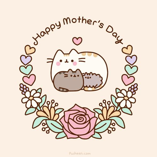Pusheen: Mother's Day