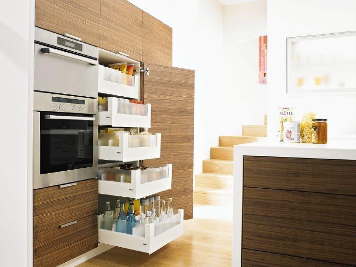 25+ beste idee u00ebn over Keuken Hoekkast op Pinterest   Hoek keukenkast, Keukenhoek en Hoekkasten