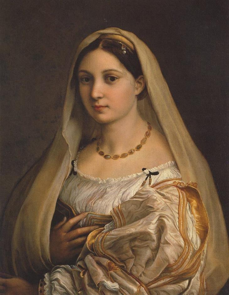 24 obras de arte do grande mestre renascentista Rafael                                                                                                                                                     Mais