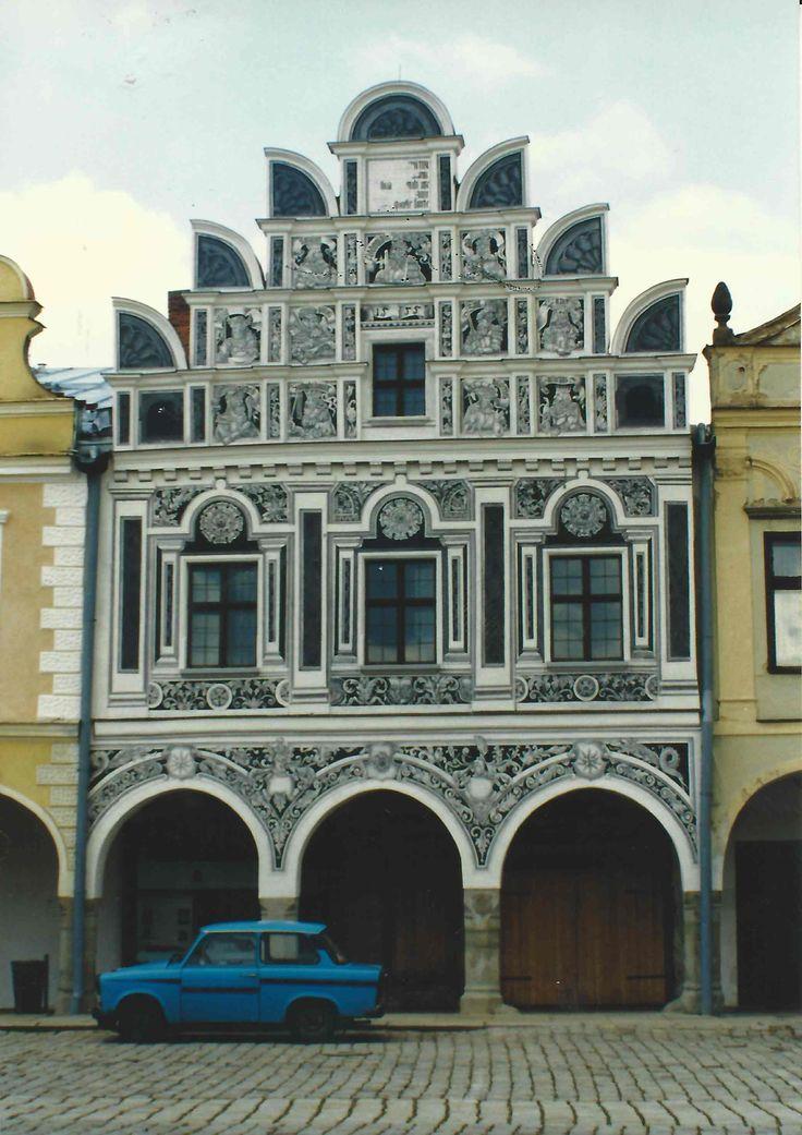 Telc, Tschechien