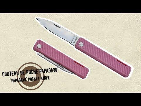 Le top : couteaux de poche rose, couteaux pliants et pliables - YouTube