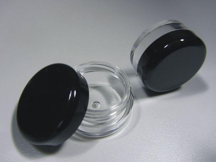 3 gram Cosmetic Sample Jars 100 for $10.00 | Cosmetics