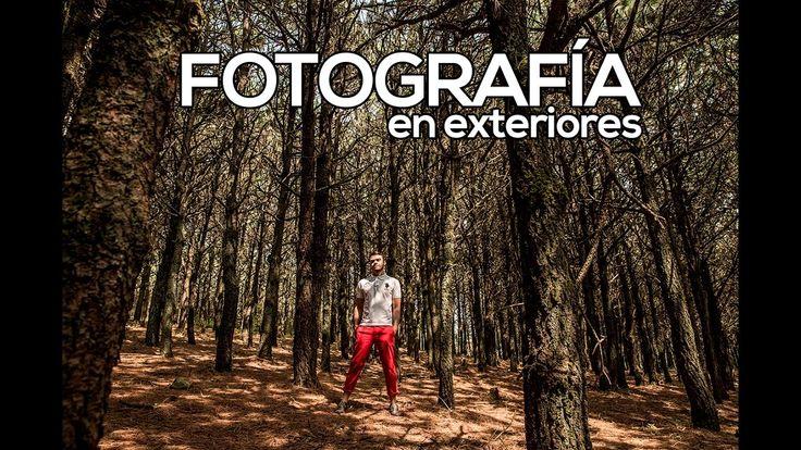 Sesión de Fotos en Exteriores con Smith Ferrer