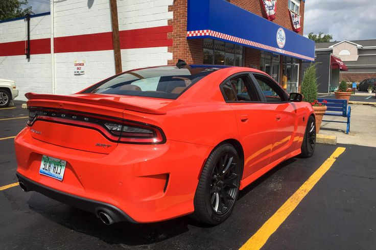 Think a car with this much horsepower can't be eco-friendly? Think again. Believe it or not, the Dodge Charger SRT Hellcat actually has an Eco mode button. - https://www.cars.com/articles/2016-dodge-charger-srt-hellcat-real-world-fuel-economy-1420690238639/#j1AFY4iZXVOKt7hl.99 #GoGreen #Dodge #Charger #Hellcat #EcoFriendly
