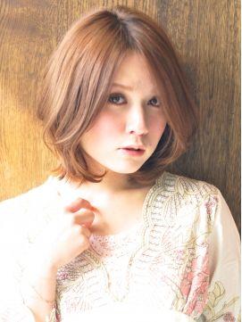 アフロート ジャパン AFLOAT JAPAN|ヘアスタイル:大人可愛いクールフェミニンボブ|ホットペッパービューティー
