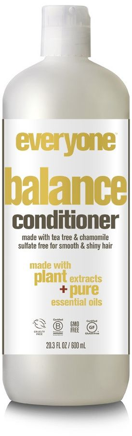 EO Everyone Hair Balance Sulfate-Free Conditioner by 20oz Conditioner)