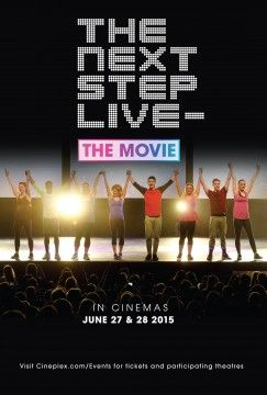 The Next Step Live - The Movie   Behind The Scenes Of The Next Step Live With Jordan Clark   UrbanMoms