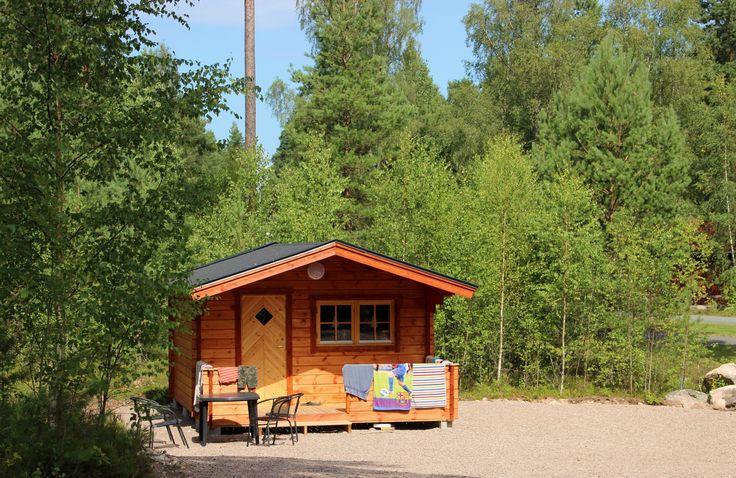 camping stuga 4 pers