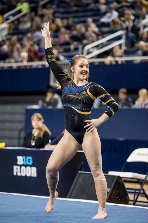 39 Best Michigan Gymnastics Images On Pinterest Michigan