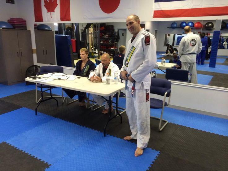 Behring/Arashi Do BJJ Seminar and grading!