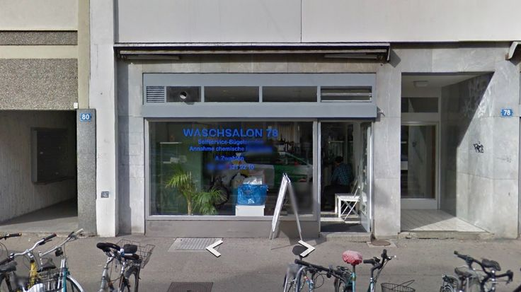 Dryclean and wash saloon in basel Mülhauserstrasse 78