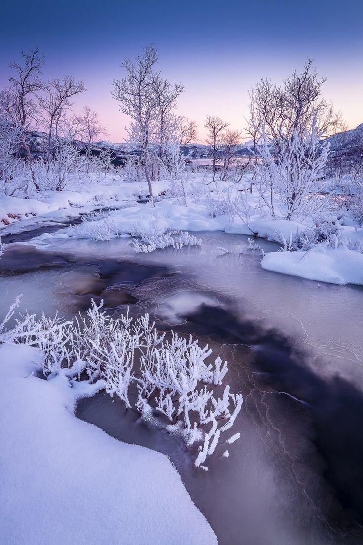 Frozen Place - Photo : Nicolas Raspiengeas