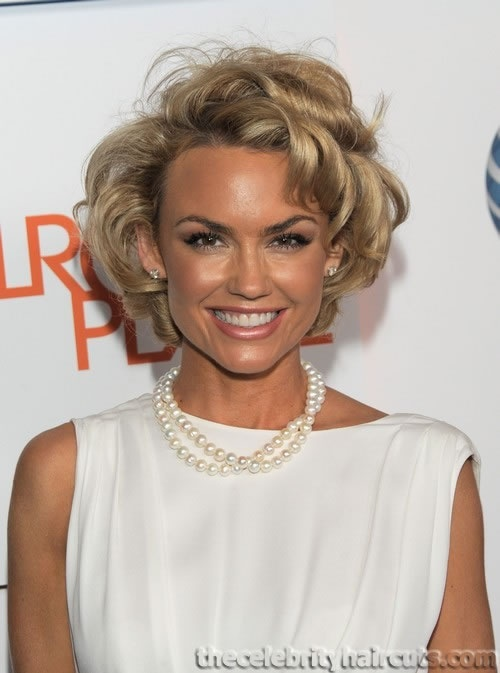 I always loved Kelly Carlson's hair when she was on Nip/Tuck