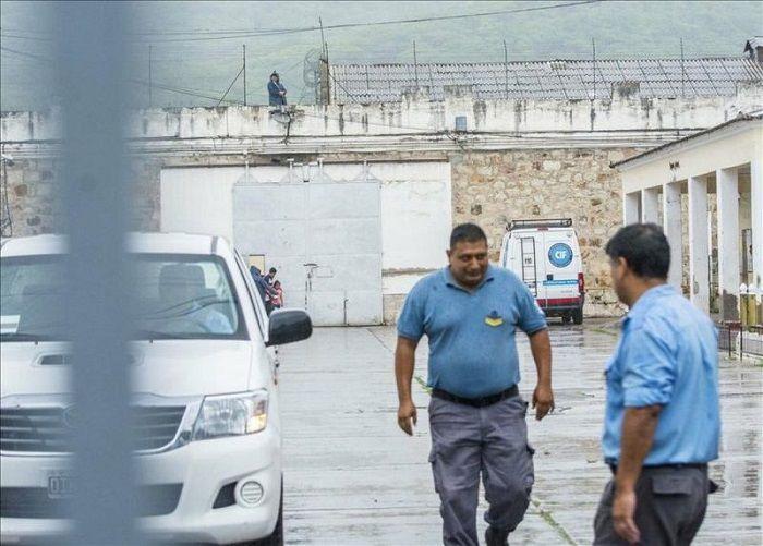 Caso Andrea Neri: Un video y testigos comprometen más al personal penitenciario: La cámara de seguridad muestra como la víctima es llevada…