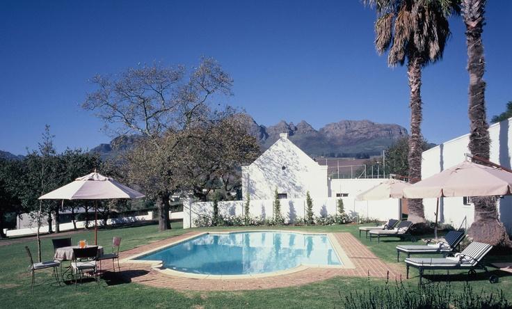 Webersburg Guest House, Stellenbosch