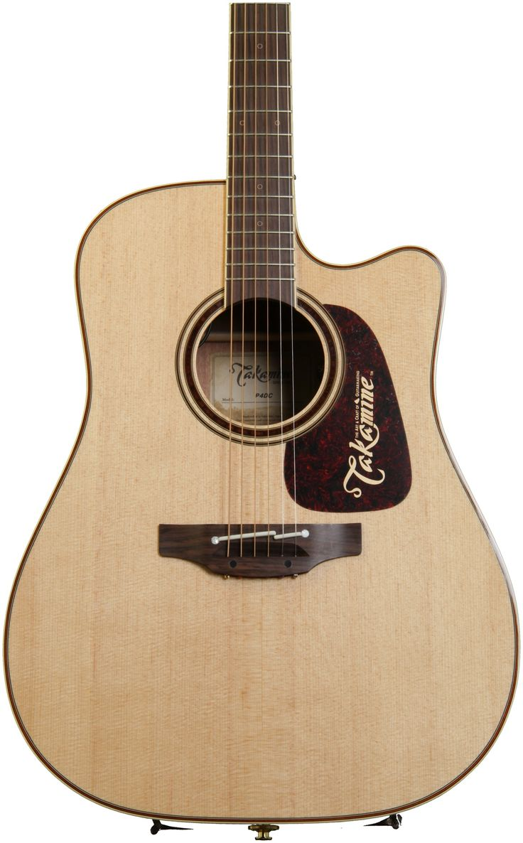 Acoustic Guitar: Takamine