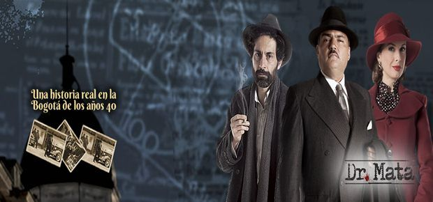 Personajes, elenco y actores de Dr. Mata de RCN