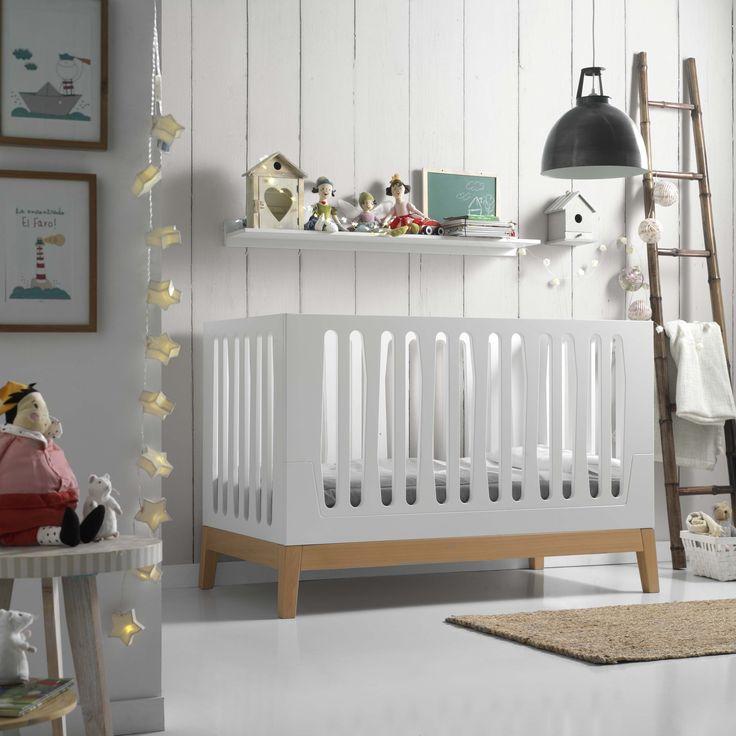 Nubol Crib, designed by Peris&Losada