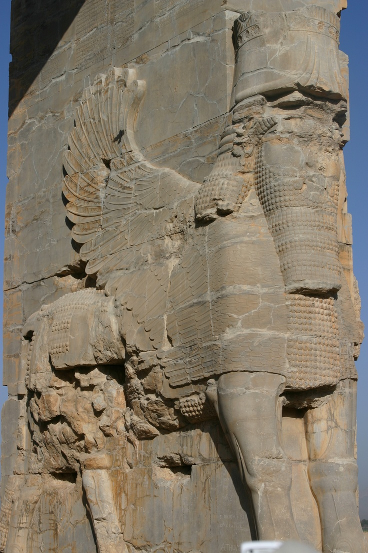Persepolis, Iran (Persia)  This is the one place I have to visit before I die!!