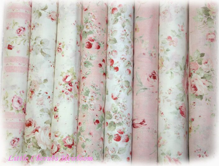 Shabby Chic Textiles