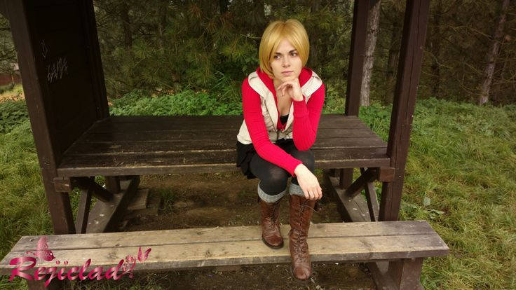 My cosplay of Heather Mason from Silent Hill Revelation. Feel free to check more pictures here :) https://www.facebook.com/rejiclad.cosplay